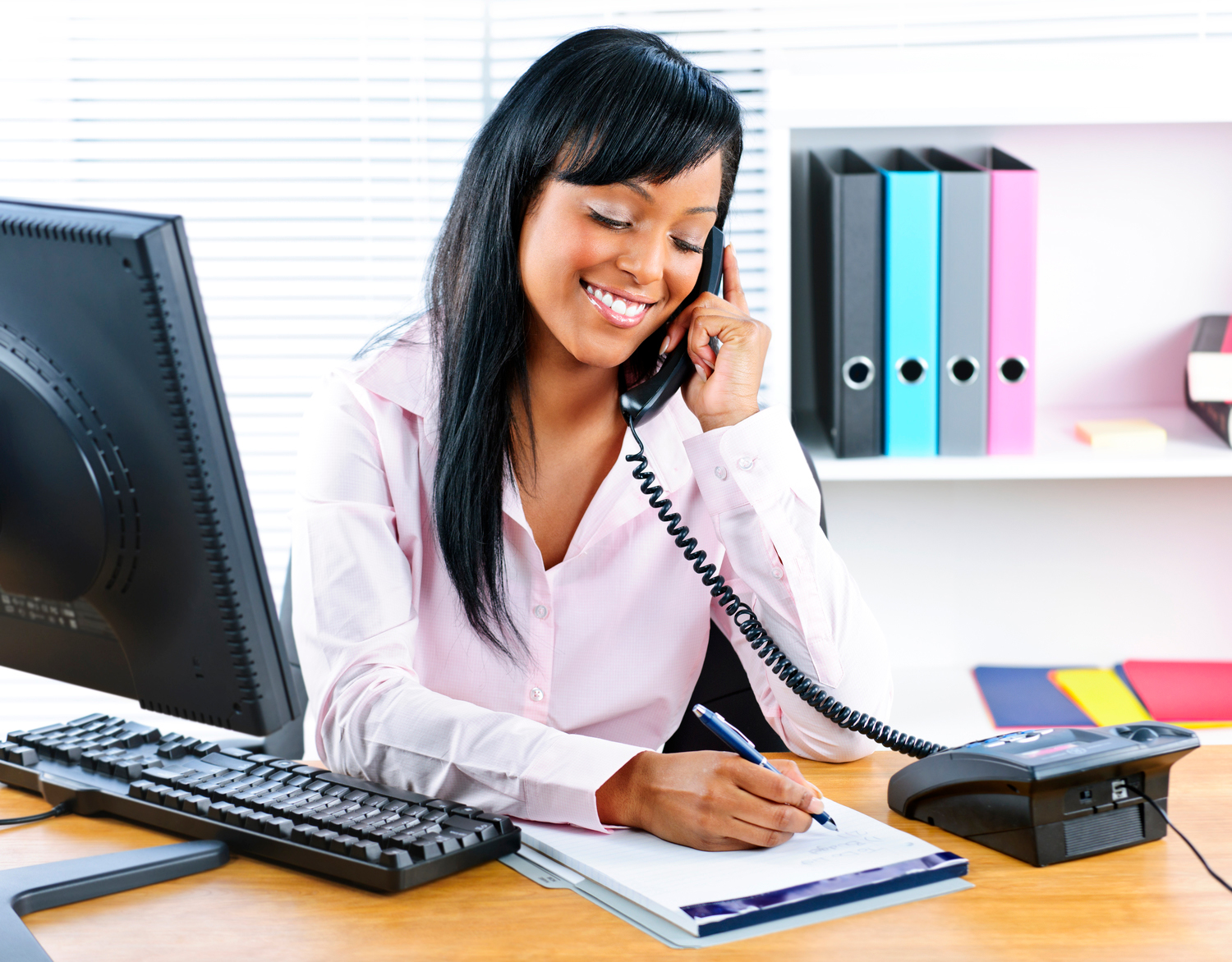 Columbia Staffing Agency Receptionist